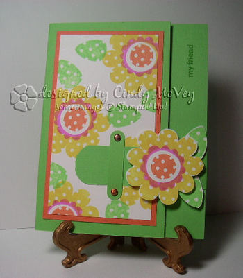 Summer Latch Card